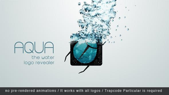 Aqua – The Water Logo Revealer