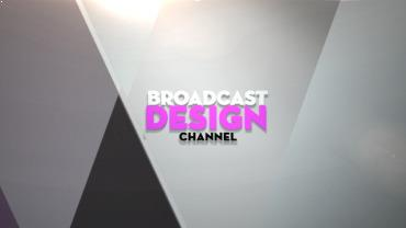 Broadcast Design Channel Ident