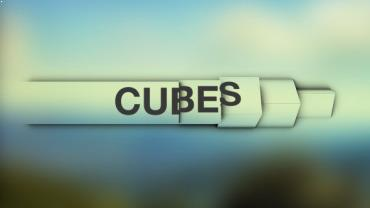 Cubes – Simple and Clean Lower Thirds
