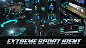 Extreme Sport Ident – Broadcast Package