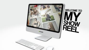 Showreel Desktop Presenter
