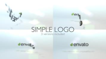 Simple Logo – After Effects logo revealer