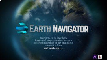 Marco belli download after effects templates for free or premium earth navigator gumiabroncs Gallery